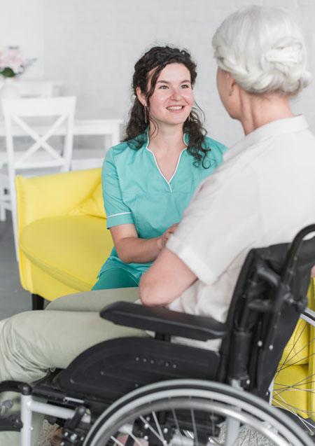 A l'ecoute du patient et du soignant